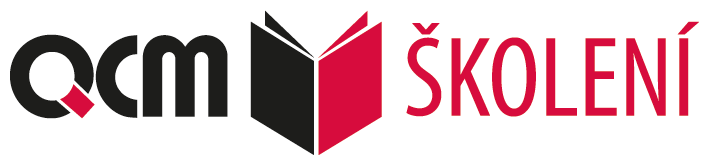 Logo QCM ŠKOLENÍ